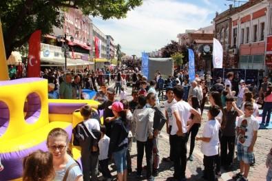 Edirne'de 19 Mayıs, Spor Etkinlikleri İle Kutlandı