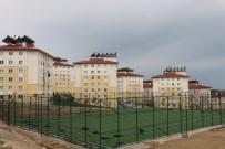 TOPLU KONUT - Edremit Belediyesinden Yeni TOKİ'ye Spor Sahası