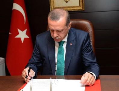 Cumhurbaşkanı Erdoğan HSK üyelerini belirledi