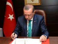 ADALET BAKANI - Cumhurbaşkanı Erdoğan HSK üyelerini belirledi