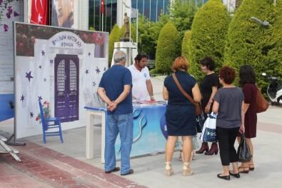 Eşsiz Bodrum Tanıtım Tırı Akdeniz'de