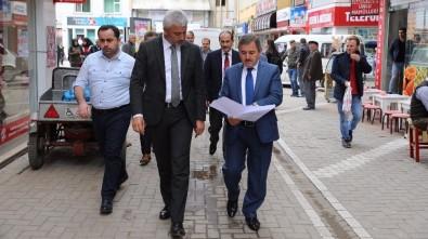 Fatsa Cumhuriyet Meydanı 2019'Da Tamam