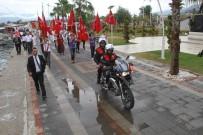 FETHIYE BELEDIYESI - Fethiye'de 19 Mayıs Coşkuyla Kutlandı