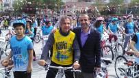 BİSİKLET YARIŞI - Gençler, 19 Mayıs İçin Pedal Çevirdi