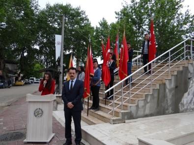 Gölpazarı'nda 19 Mayıs Atatürk'ü Anma, Gençlik Ve Spor Bayramı Kutlandı