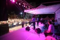 TALAS BELEDIYESI - Grup CTE Talas'ta Konser Verdi