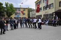 FATIH ÖZDEMIR - Gürün'de 19 Mayıs Coşkuyla Kutlandı