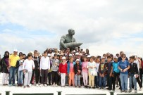 ÇANAKKALE ZAFERI - Haliliyeli Öğrenciler Çanakkale'de