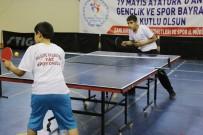 KARAKÖPRÜ - Haliliyeli Sporculardan Masa Tenisinde Sekiz Madalya Kazandı