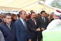 BAĞBAŞı - İlk Toplantısında Kalbine Yenik Düşen MHP'li Yönetim Kurulu Üyesi Son Yolculuğuna Uğurlandı