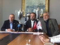 SÖZLEŞMELİ - Işık Eyigüngör Açıklaması '3 Yabancı, 2 Türk Oyuncu Transfer Edeceğiz'