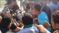 GÖZ YAŞARTICI GAZ - İsrail'den Filistinli Göstericilere Müdahale Açıklaması 42 Yaralı