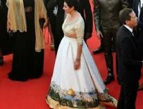KUDÜS - İsrailli bakan Miri Regev'den skandal elbise