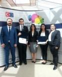 MEHMET ŞAHIN - İzmir Ekonomi'ye Avrupa Birliği Bakanlığı Yarışması'ndan Ödül