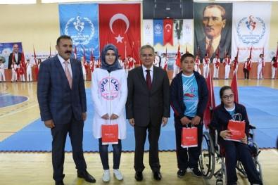 Karaman'da 19 Mayıs Coşkuyla Kutlandı