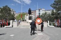 KAFKAS ÜNİVERSİTESİ - Kars'ta 19 Mayıs Törenle Kutlandı