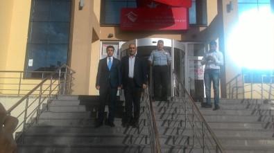 Kaymakam Kırlı'dan Müdür Aksoy'a Ziyaret