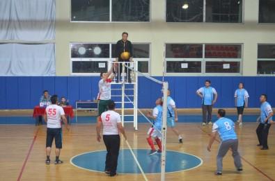 Kaymakamlığı Voleybol Turnuvası Tamamlandı