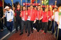 TEKERLEKLİ SANDALYE BASKETBOL - Keçiörenli Gençler Dünya Şampiyonları İle Yürüdü