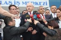 SÖZCÜ GAZETESI - Kılıçdaroğlu'ndan Sözcü'ye Ziyaret