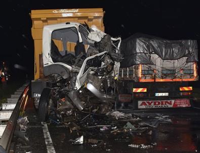 Kırıkkale'de feci kaza: 2 ölü