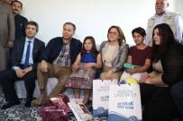 FENOMEN - Kitabı Yırtıldı Diye Türkiye'yi Ağlatan Kız Gaziantepli Çıktı
