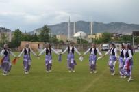 TÜRK BAYRAĞI - Kozan'da 19 Mayıs Coşkuyla Kutlandı