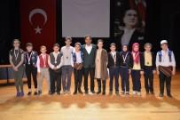 TÜRK DİLİ VE EDEBİYATI - Kütahya'da 'Yarışıyorum' Projesinin Ödülleri Sahiplerini Buldu