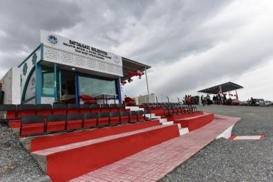 Malatya'da Atış Poligonu Açıldı