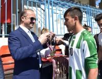 MAMAK BELEDIYESI - Mamak'ta Şampiyon 'Battal Gazi'