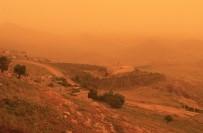 Mardin Toz Bulutu Altında