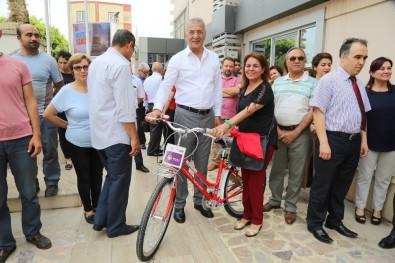 Mezitli Belediyesi'nden 19 Mayıs'ta 119 Kişiye Bisiklet
