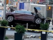 NEW YORK - New York'ta terör paniği yaşatan sürücü: Polisin vurmasını bekledim