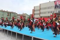 ÖMER FETHI GÜRER - Niğde'de 19 Mayıs Gençlik Ve Spor Bayramı Coşkuyla Kutlandı