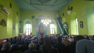 Oklubalı Mahallesi'nde Şükür Duası