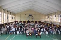 Oltu İbn-İ Sina Mesleki Ve Teknik Anadolu Lisesi'nde Mezuniyet Gecesi