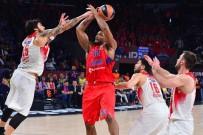 SAYıLAR - Olympiakos Finale Yükseldi