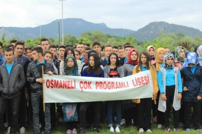 Osmaneli'de 19 Mayıs Atatürk'ü Anma, Gençlik Ve Spor Bayramı Kutlandı