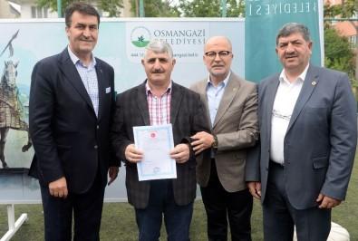 Osmangazi'de Hisseli Parseller Tapuya Dönüşüyor