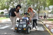 TRAFİK PARKI - Özel Çocuklar Trafik Park'ta