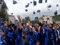 İŞ GÜVENLİĞİ - Pazarlar Meslek Yüksekokulunda Mezuniyet Coşkusu