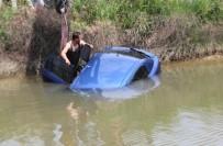 HAYVAN PAZARI - Polis Memuru Canını Tehlikeye Atarak Hayat Kurtardı