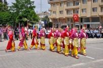 TUNCAY DURSUN - Reyhanlı'da 19 Mayıs Törenle Kutlandı