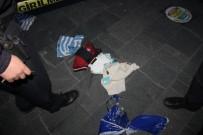 PANORAMA - Samsun'da Şüpheli Poşetten Kıyafet Çıktı
