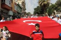 TUGAY KOMUTANI - Şanlıurfa'da 19 Mayıs Coşkusu