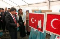 ANAOKULU ÖĞRENCİSİ - Şehitler İçin '81 İl 81 Bayrak' Sergisi