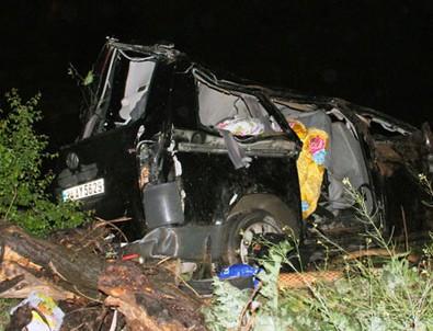 Sivas'ta kaza: 2 ölü