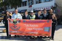 'Trafikte Genç Fikirler' 2017 Proje Yarışmasında Türkiye 6.'Sı Oldu