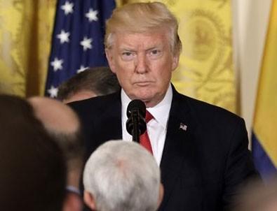 Trump: İnanın bana öyle bir şey yok
