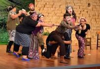 ŞEHİR TİYATROSU - Türk Dünyası Tiyatro Günleri Devam Ediyor